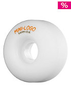 MINI LOGO Wheels C Cut 101A 54 mm white
