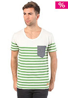 MINIMUM Aslan Tee 69 S/S T-Shirt mit green