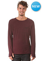 MINIMUM Aspen Knit Sweat dusty plum mel