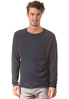 MINIMUM Aspen Knit Sweat navy melange