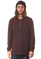MINIMUM Braxton Longsleeve dusty plum mel