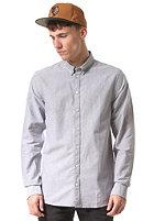 MINIMUM Chris L/S Shirt silver grey