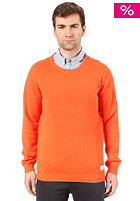 MINIMUM Cosmo Knit  Pullover screamin salmon
