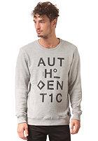 MINIMUM Cottingham Sweatshirt light grey melange