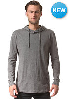 MINIMUM Danilo Hooded Sweat grey melange