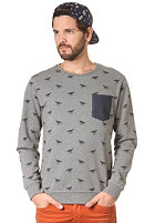 MINIMUM Eniso Sweat Dark grey mel