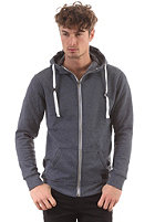 MINIMUM Fausto Hooded Zip Sweat dark navy mel
