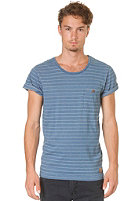 MINIMUM Harlan S/S T-Shirt medium blue