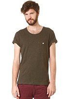 MINIMUM Harlan S/S T-Shirt racing green