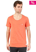 MINIMUM Harlan S/S T-Shirt screamin salmon