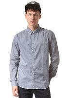MINIMUM Haukur L/S Shirt medieval blue