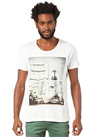 MINIMUM Kieron  S/S T-Shirt broken white