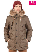 MINIMUM Lake Jacket Real bronze green
