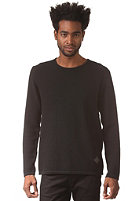 MINIMUM Reiswood Knit Sweat black