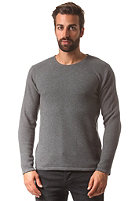 MINIMUM Reiswood Knit Sweat silver grey mel