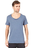 MINIMUM Ty S/S T-Shirt dusty blue mel