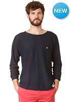 MINIMUM Umar Knit Sweat navy