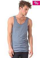 MINIMUM Vernon Tank Top dusty blue melange