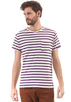 MINIMUM Wally S/S T-Shirt purple pop