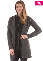 MINIMUM Womens Adelia Knit Cardigan dark grey melange