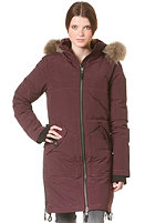 MINIMUM Womens Amalia Fake Jacket plum