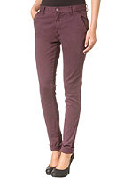 MINIMUM Womens Amina Pant plum