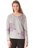 MINIMUM Womens Clara Sweat light grey m.