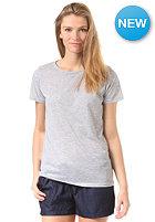 MINIMUM Womens Danja S/S T-Shirt light grey m.