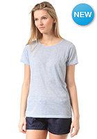 MINIMUM Womens Danja S/S T-Shirt soft blue