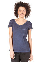 MINIMUM Womens Dawn  S/S T-Shirt blue nights