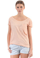MINIMUM Womens Dawn S/S T-Shirt pink sand
