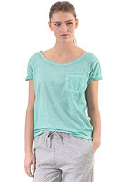 MINIMUM Womens Dawn S/S T-Shirt pool blue