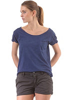 MINIMUM Womens Dawn S/S T-Shirt winter blue