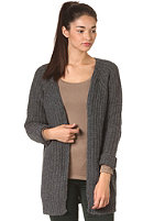 MINIMUM Womens Elise Cardigan dark grey melange