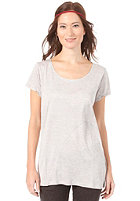 MINIMUM Womens Filuca S/S T-Shirt light grey