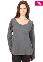 MINIMUM Womens Five Sweat air grey