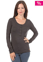MINIMUM Womens Jo Blouse charcoal melange