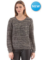 MINIMUM Womens Maira Knit Blouse dark grey melange
