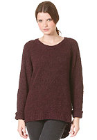 MINIMUM Womens Pammi Blouse plum