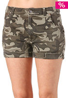 MINIMUM Womens Perra Short camouflage