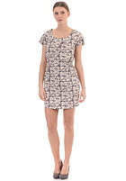 MINIMUM Womens Porta Dress pink sand