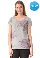MINIMUM Womens Quinna S/S T-Shirt light grey m.