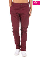MINIMUM Womens Rikke Pants grape wine