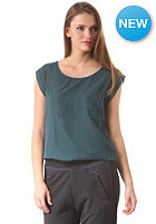 MINIMUM Womens Sine Top capri blue