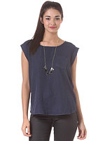 MINIMUM Womens Sine Top winter blue