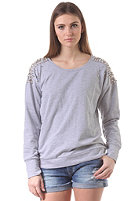 MINIMUM Womens Sinnah Sweat light grey melange