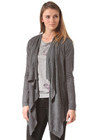 MINIMUM Womens Suri Cardigan charcoal