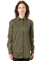 MINIMUM Womens Trenna Shirt army