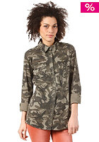MINIMUM Womens Trenna Shirt camouflage