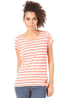 MINIMUM Womens TURillah S/S T-Shirt fresh coral